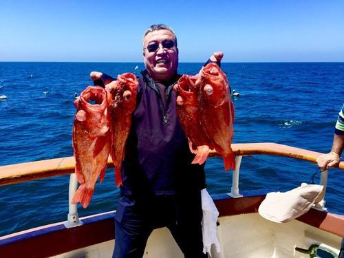 Pacific eagle sportfishing ventura ca for Ventura sport fishing