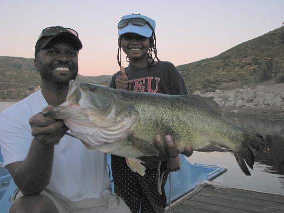 Lake poway lake poway fishing report for San diego lake fishing report