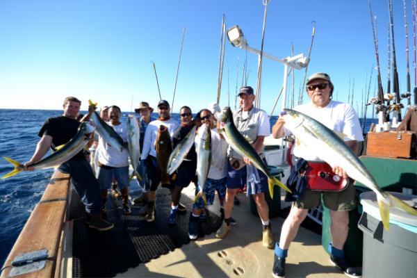 Fish report royal polaris sportfishing trip update 100611 for Royal polaris fishing