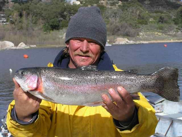 Wohlford lake fish report escondido ca san diego county for San diego lake fishing report