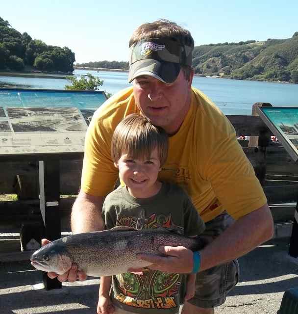 San pablo reservoir fish report el sobrante ca contra for Lafayette reservoir fishing report