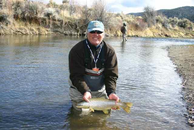 Walker river east fork ca fish report bridgeport ca for Fishing forecast today