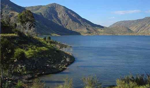 El capitan reservoir fish report alpine ca san diego for San diego lake fishing report