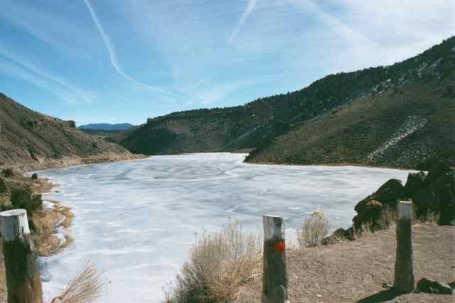 Eagle Valley Reservoir Fish Report Pioche Nv Lincoln