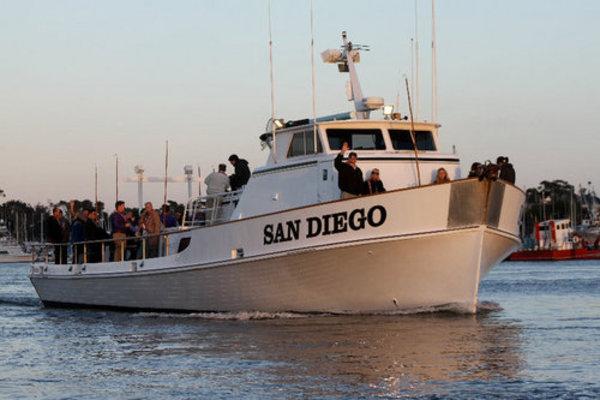 San diego coronado islands update for Fishing in san diego