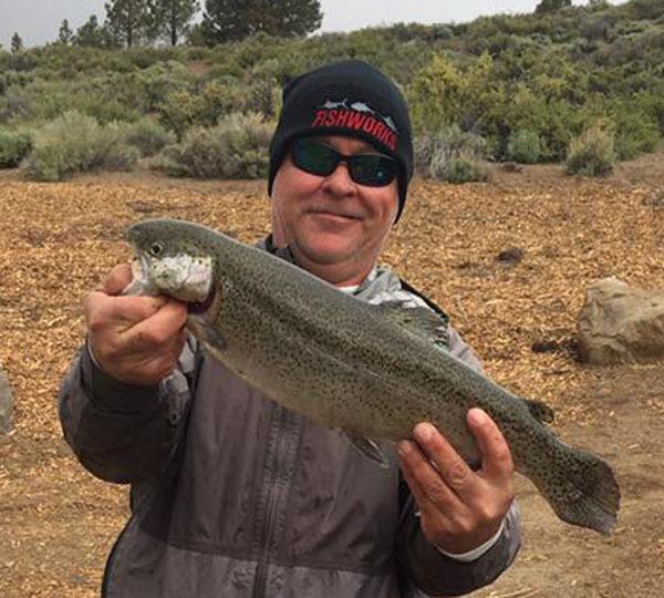 Mammoth creek fish report mammoth lakes ca mono county for Mammoth fishing report