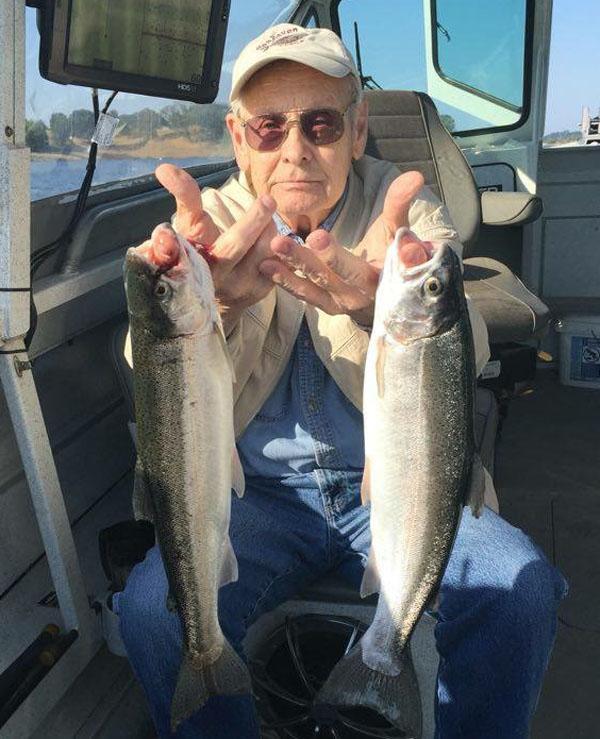 Folsom Lake Fish Report Folsom Lake Ca