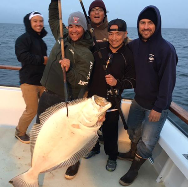 Pacific dawn sportfishing san diego ca for Fish count san diego