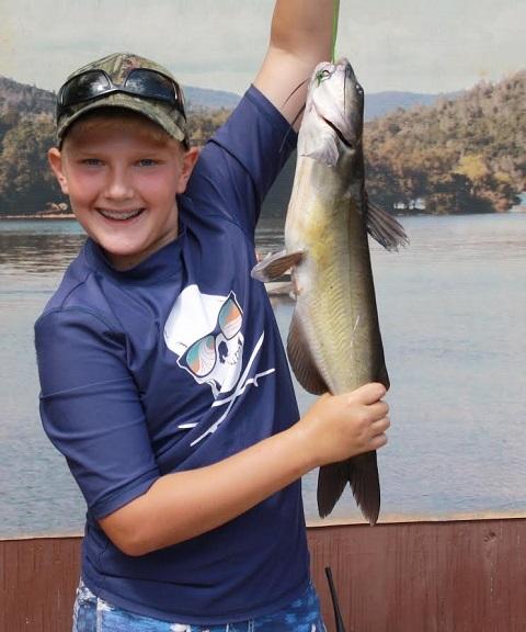 Lake fish reports for Collins lake fishing report