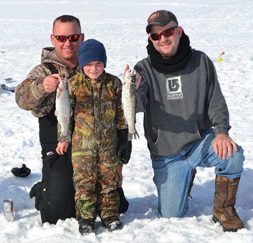 News for Idaho ice fishing report