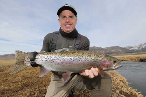 Eastern sierra fish reports for Topaz lake fishing report