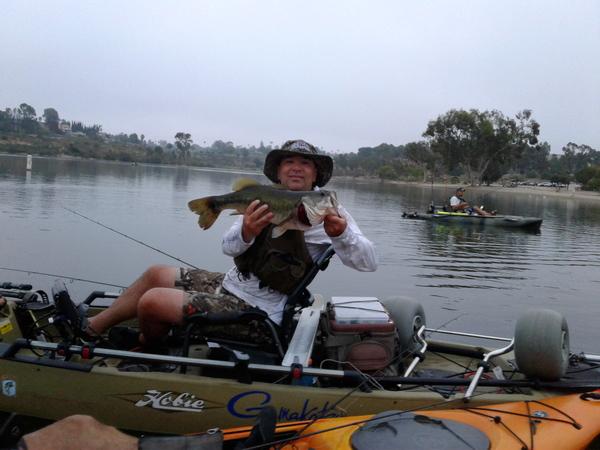 Freshwater fish reports for Lake skinner fishing report