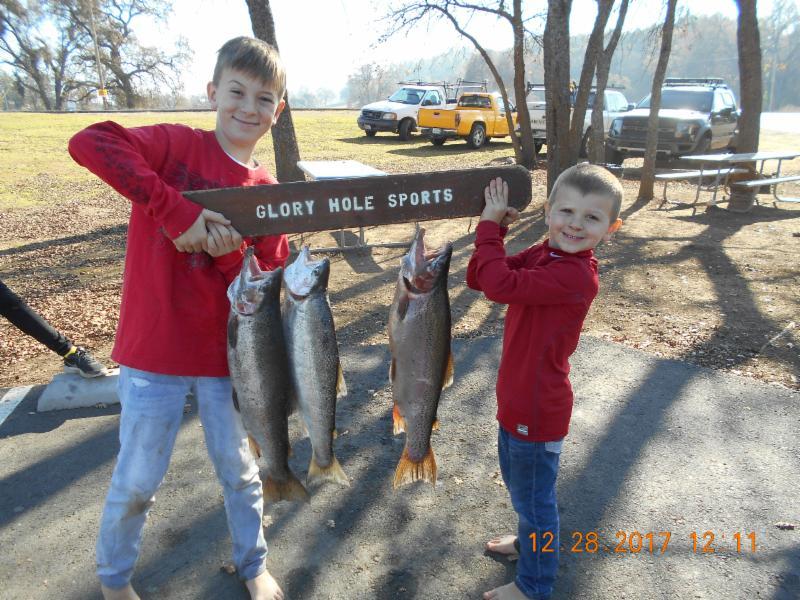 Sierra Foothills Fish Reports – Torn Waders