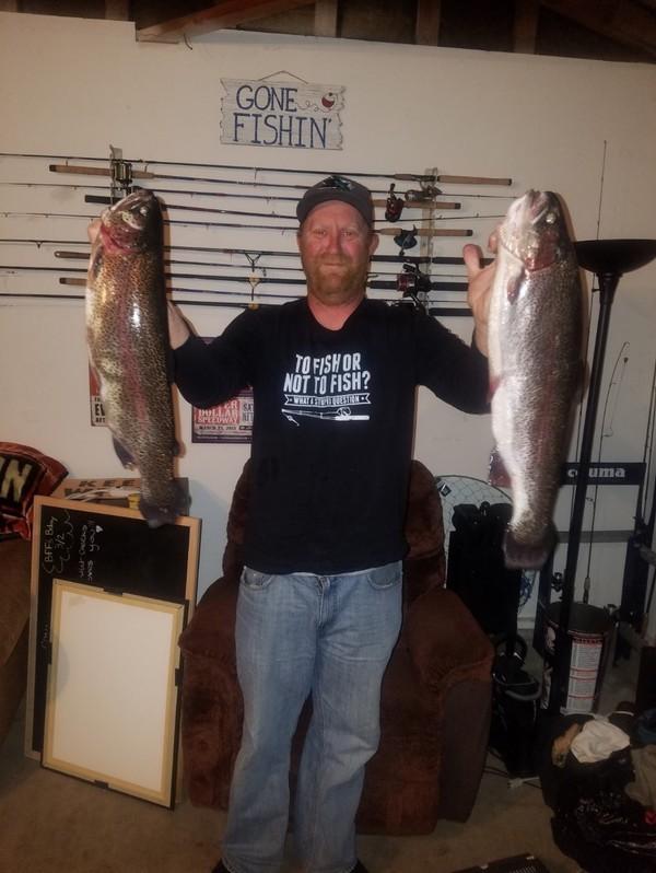 Quarry Lakes Fish Report - Fremont, CA (Alameda County)