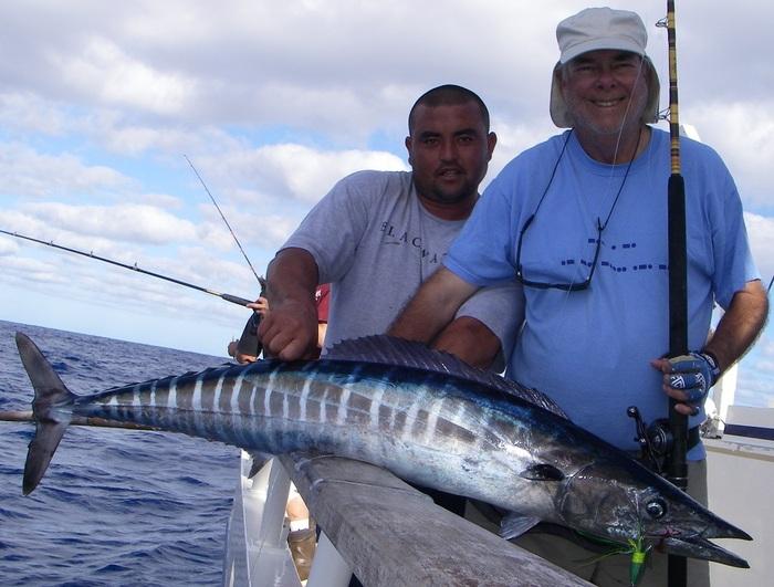 Royal star long range sportfishing fish report for Morning star fishing