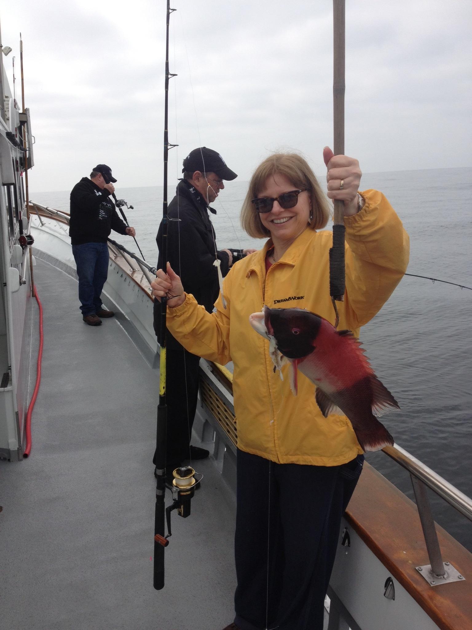 Stardust santa barbara 1 2 day action for Santa barbara fishing