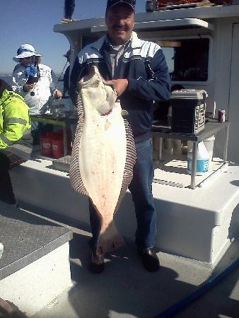 Point loma sportfishing more halibut on the point loma for Point loma sport fishing