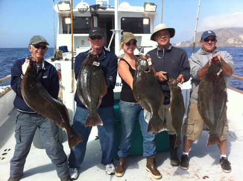 Santa cruz island fish report for Santa cruz fishing report
