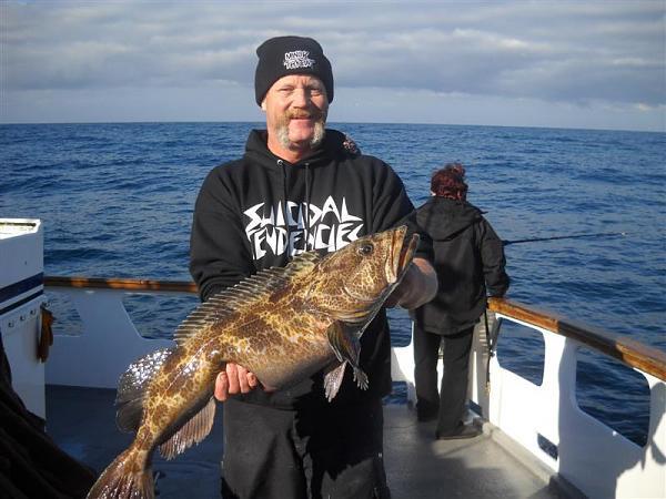 Point loma sportfishing rockcod trips for Point loma sportfishing fish count