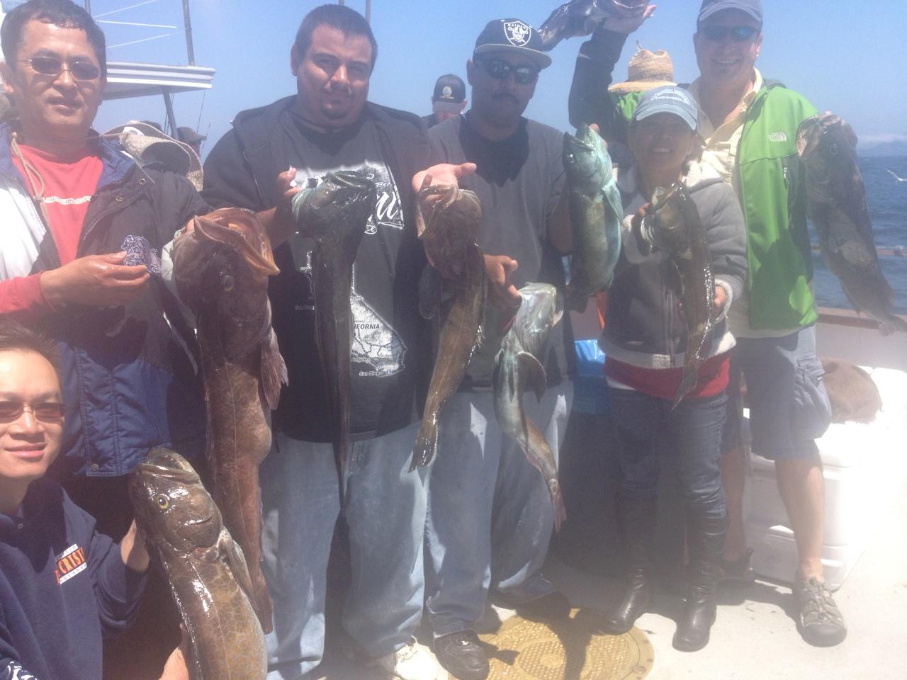 Stardust santa rosa riffic for Santa barbara fishing report