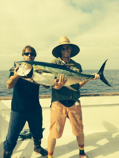 fisherman 39 s landing pacific queen tuna haze ForFisherman S Landing Fish Report