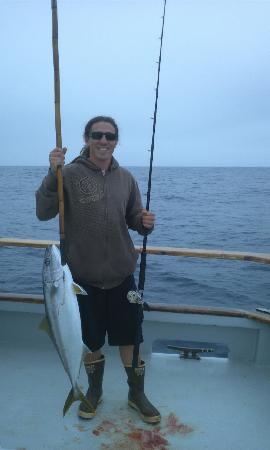 Point loma sportfishing coronado island yellowtail for Point loma sport fishing