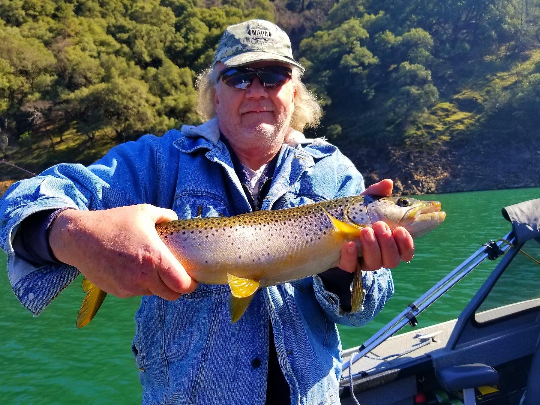 Lake fish reports for Donner lake fishing report