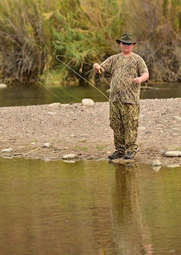 Lower Salt River Fish Report - Phoenix, AZ (Maricopa County)
