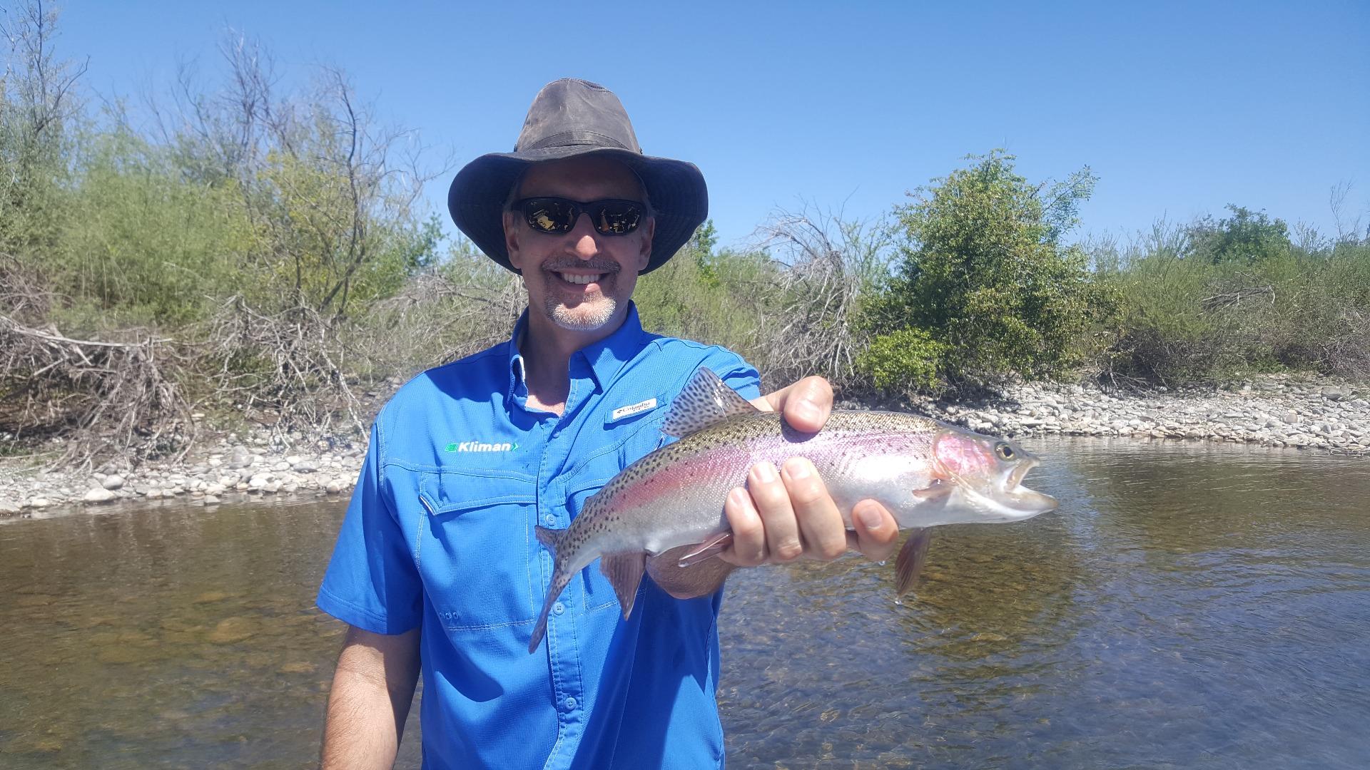 Sacramento river big rainbows on the bite for Fishing store sacramento
