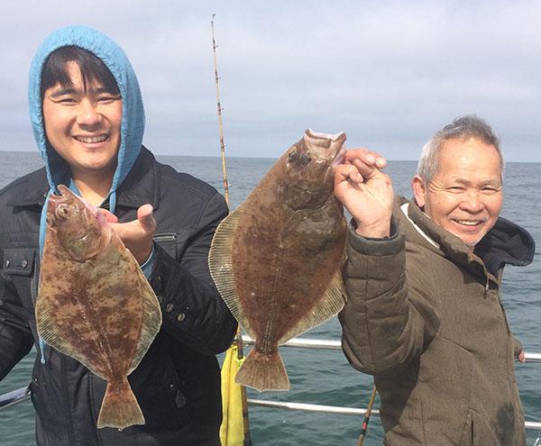 Pillar Point Fish Report - Half Moon Bay, CA (San Mateo County)
