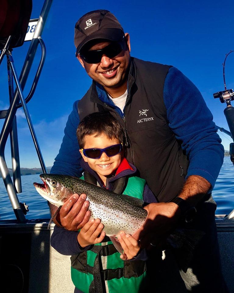 Rainbowtrout Fish Reports