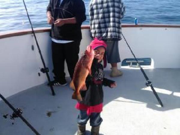 Long beach sportfishing take your family fishing kids for Long beach sport fishing