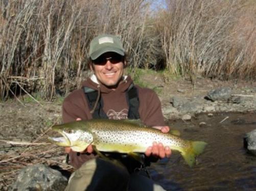 Walker river east fork ca fish report bridgeport ca for East fork lake fishing report