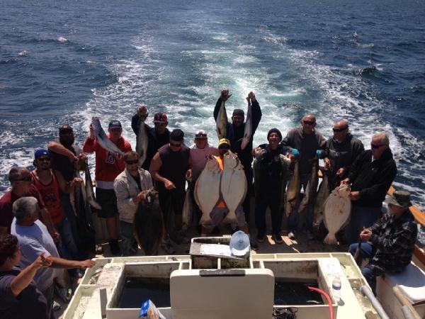 Ventura sportfishing wsb and halibut update from ventura for Ventura sport fishing