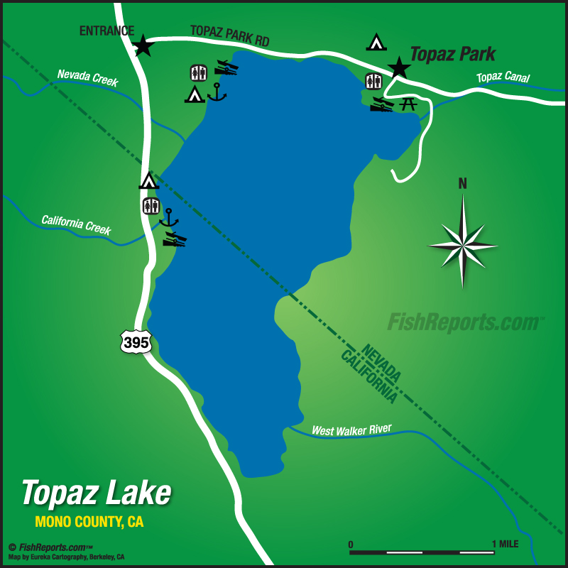 Topaz Lake - Fish Reports & Map on map of paicines ca, map of likely ca, map of california ca, map of fulton ca, map of santa fe springs ca, map of forbestown ca, map of cedarville ca, map of gold run ca, map of hamilton city ca, map of south lake tahoe ca, map of doyle ca, map of newell ca, map of rancho palos verdes ca, map of soulsbyville ca, map of downieville ca, map of big bear lake ca, map of alta sierra ca, map of san juan capistrano ca, map of norden ca, map of bieber ca,