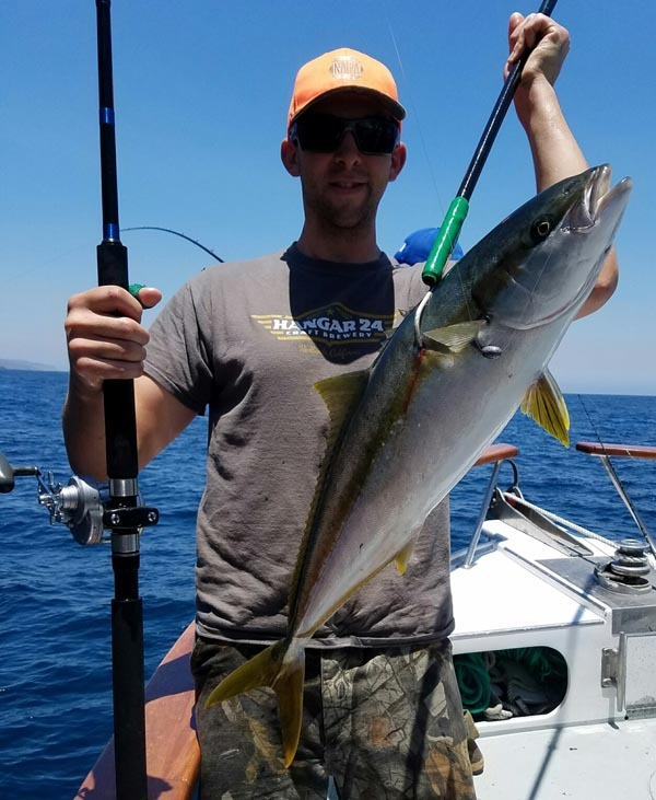 22nd street sportfishing fish counts for Fisherman s landing fish report