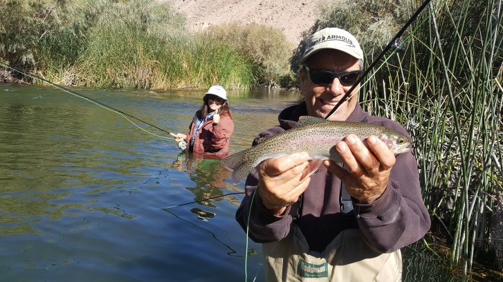Owens river lower fish reports map for Bishop ca fishing report