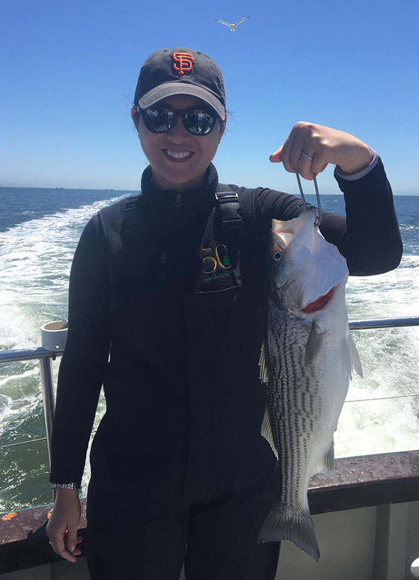 sf bay area fishing report best fish 2017