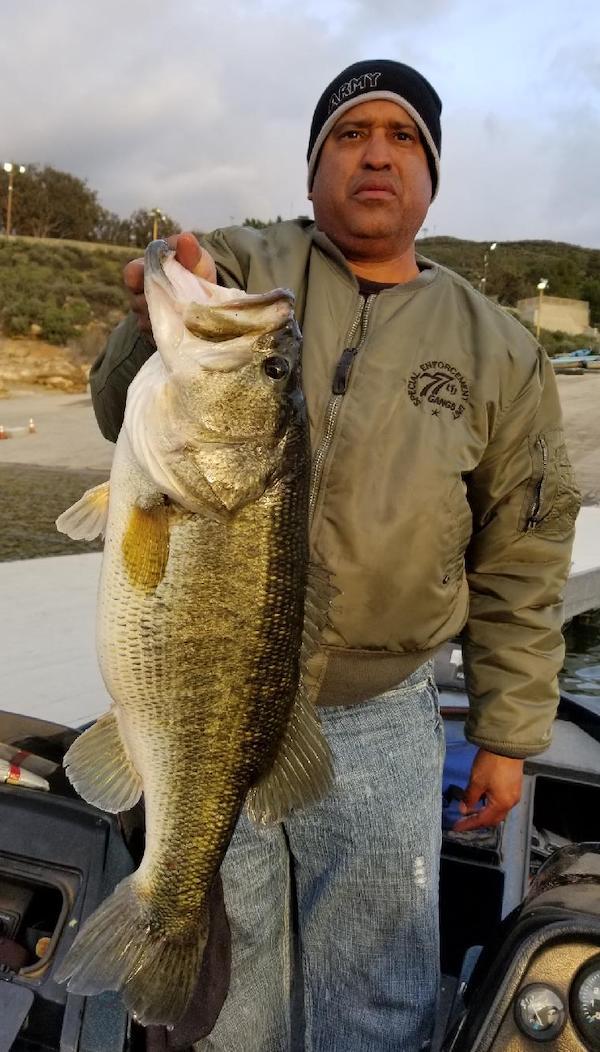 Castaic Lake - Fish Reports & Map