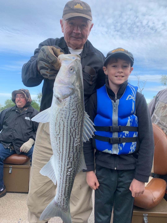 Ct thames river fishing report