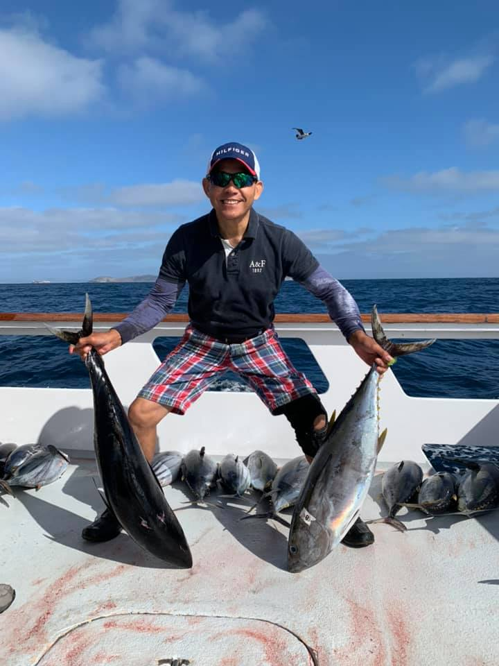 Yellowfin Limits