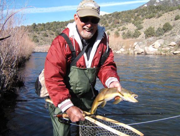 Walker river east fork ca fish report bridgeport ca for Northeast saltwater fishing reports