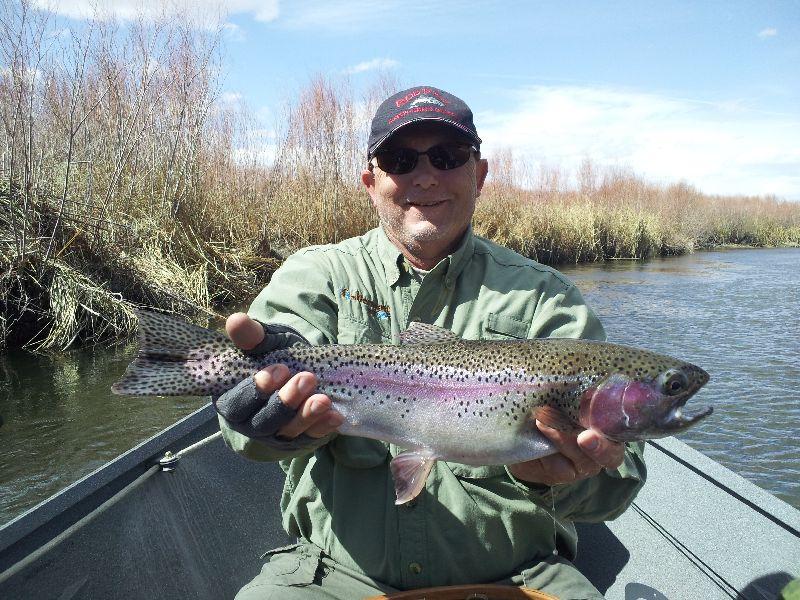 Owens river fish report ca for Fisherman s landing fish report