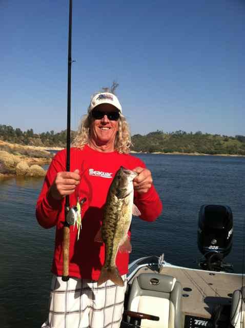 Lake nacimiento fish report bradley ca san luis obispo for San luis reservoir fishing report