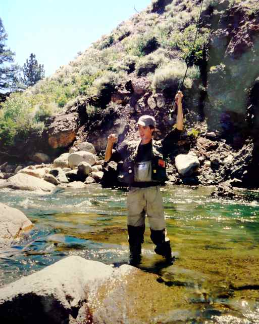 Walker river west section 2 fish report walker ca for Walker river fishing