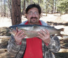 Bartlett Lake Fish Report - Carefree, AZ (Maricopa County)