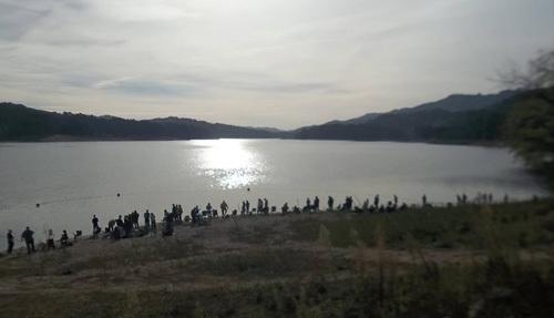 San pablo reservoir fish report el sobrante ca contra for Delta fishing spots