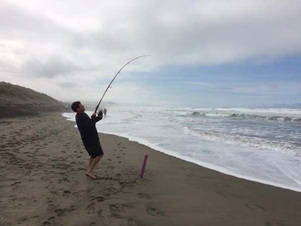 Sf Ocean Beach Surf Fishing Dawn Patrol