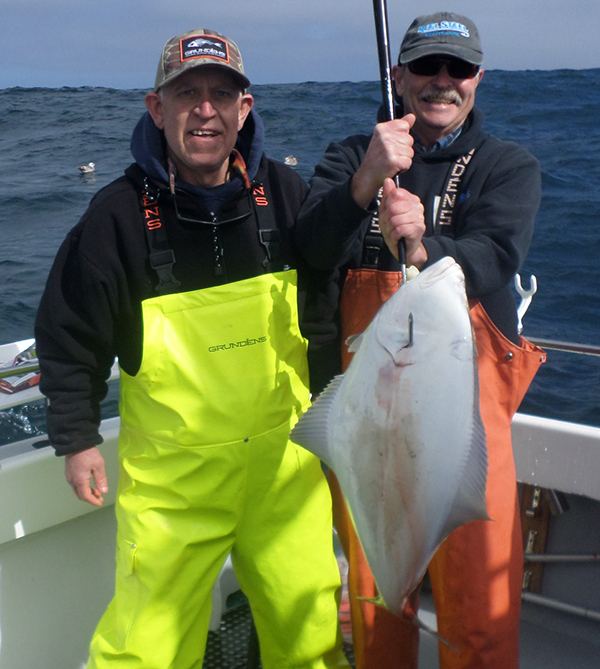 Pacific Halibut Opener