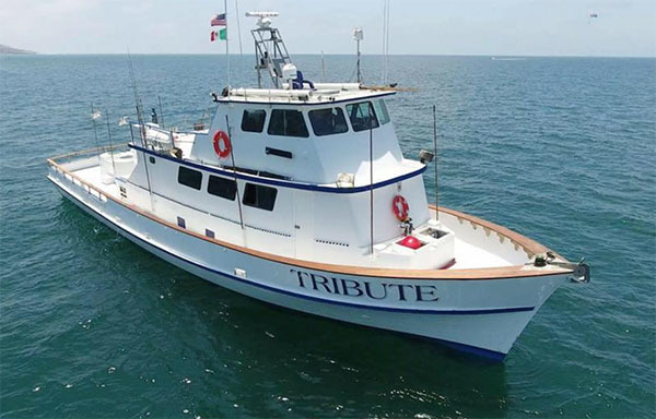 California charter boats sportfishing report 1 for autos for Fisherman s landing fish report